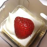 ショートケーキのタルト