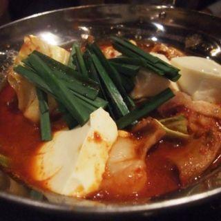 ホルモン豆腐(はなたれ )