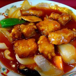 酢豚(ハナ中華料理店 )