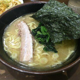 中盛りラーメン 麺固め(はねだ家 )