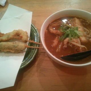 ホルモンチゲ豆腐(ぱねぱね )