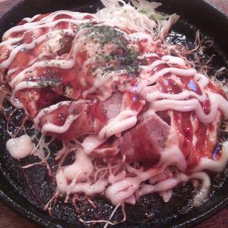 豚ぺい焼き(ぱねぱね )