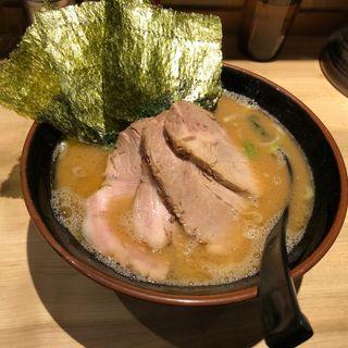 チャーシューメン(麺家 あくた川 )