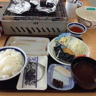 赤須賀定食(はまぐりプラザ)