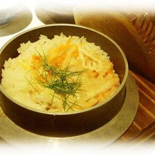 釜炊き はまぐり御飯(はまぐり庵 -吉祥別邸- )
