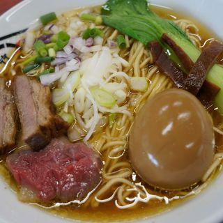 味玉鶏出汁麺(バラック ディー.エム竹末 (BARRACK D.M竹末))