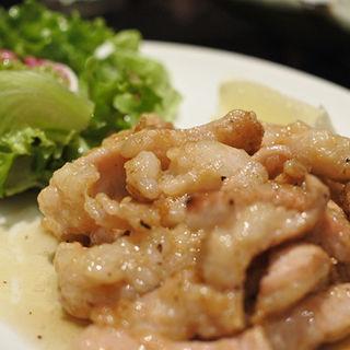 牛ホルモンの味噌焼き(ハレトケ (HARETOKE))