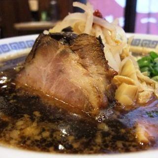 紀州湯浅吟醸醤油ラーメン(ひしお 和歌山駅前店 (【旧店名】みその食堂))