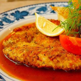 お肉料理とお魚料理の盛り合わせ(ビストロゼブラ (Bistrot ZEBRA))