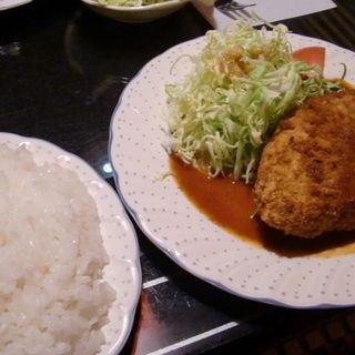 チーズメンチ(ピッチャーゴロ )