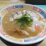 鶏白湯しょうゆ