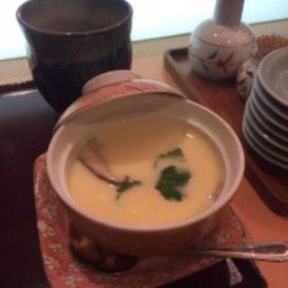 ジャンボ茶碗蒸し(ひょうたん寿司)