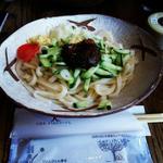 じゃじゃ麺(ぴょんぴょん舎  GINZA UNA)