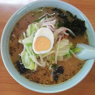 味噌タンメン(ひろちゃんラーメン)