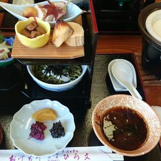 お豆腐膳(ひろ文 (ひろぶん))