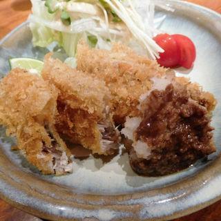 秋刀魚のフライ(びんびや )