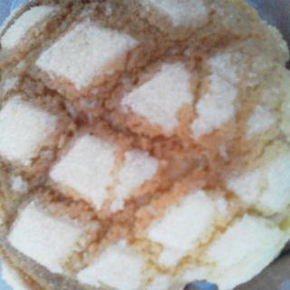 柚子メロンパン(ブーランジェリー セイジアサクラ)