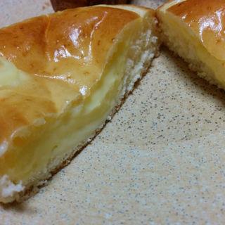 とろけるクリームパン(ブーランジェリー ラパン )