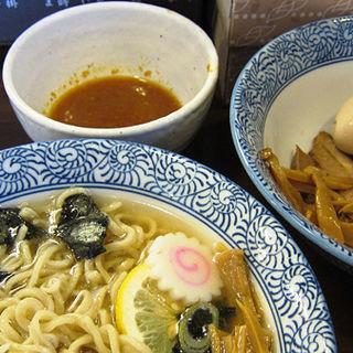 冷やしらぁ麺(ふえ木)