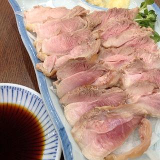 地鶏たたき(ふじ )