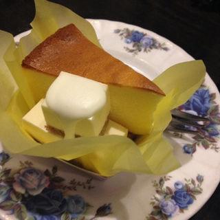 Wチーズケーキ(ふじわら )