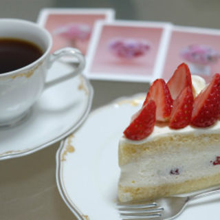 苺のショートケーキ(プチ・オワゾ )