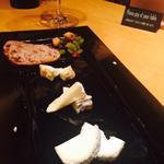 ■<シェフおまかせ>食べごろチーズの盛り合わせ(4種盛)