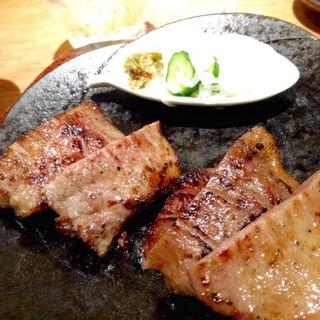 トロ牛タン(べこ政宗 国分町店 (べこまさむね))
