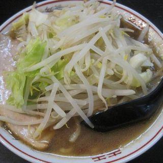 煮込背脂ソバ醤油 ニンニクなし(ヘルズキッチン )