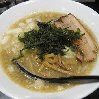 燕三条煮干ラーメン塩(ヘルズキッチン )
