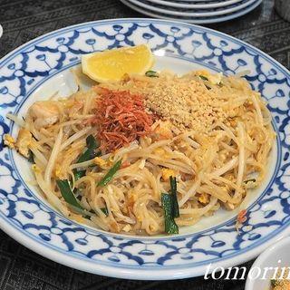 タイ風焼きビーフン(ペンタイ)