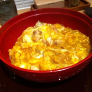 炭焼鶏の親子丼(ほっこりや (【旧店名】日乃本 比内や))