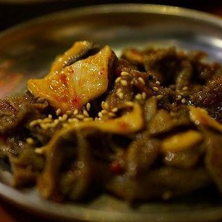 テールスープ(ホルモン家 徳侍郎 )