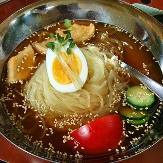 冷麺(ホルモン焼肉 かど屋 )