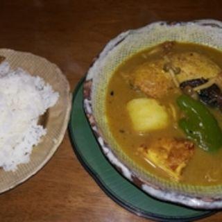 スリランカカレー