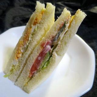 サンドイッチ(ボンディール (Bondir))