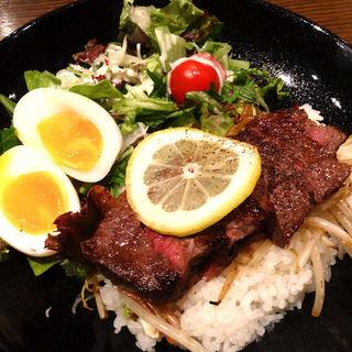 イチボステーキ丼(マーメイド 京阪守口市駅店 )