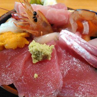 海鮮丼(まあと )