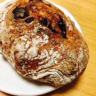 チョコマカダミアのリュスティック(マエジマ製パン )