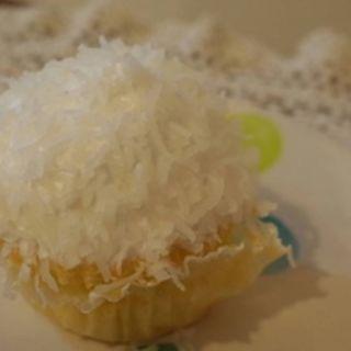 ココナッツカップケーキ(マグノリアベーカリー )