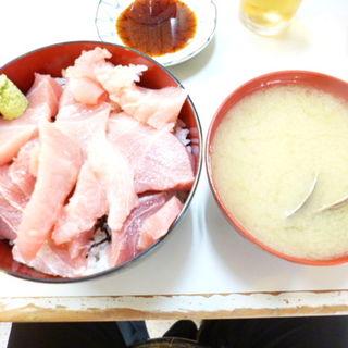 中トロ丼(まぐろ一番亭 )