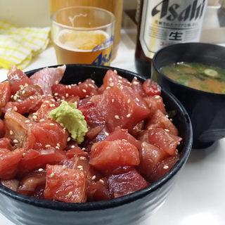 マグロ丼(虎一 )