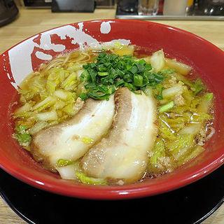 鶏醤ラーメン(まこと屋 福島店 )