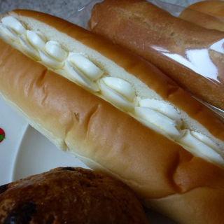 バターパン(ますやパン ボヌール店)