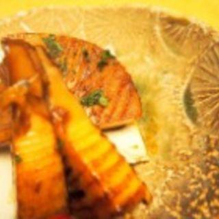 筍の醤油焼き(ままごとや)
