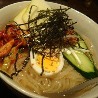 冷麺(まめ牛 稲毛海岸店 )