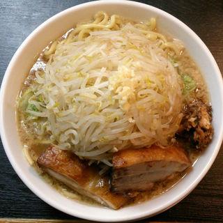 ラーメン大大+ヤサイ(まるぎん二号 (マルギンニゴウ))