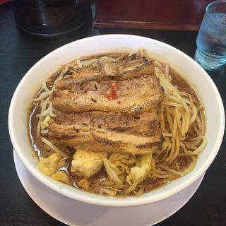 家康ラーメン(まるぎん二号 (マルギンニゴウ))