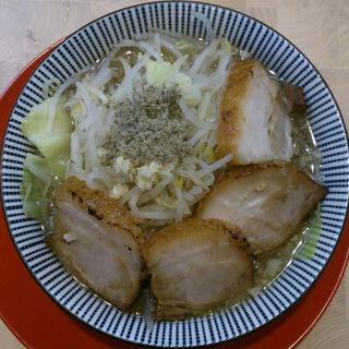 煮干しラーメン 小盛(まるぎん道場 )