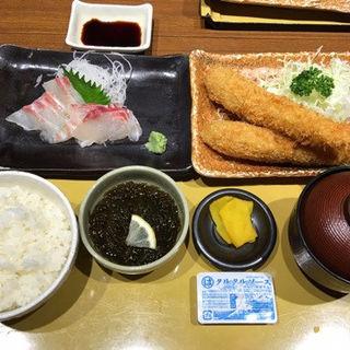 鯛祭定食(まるは食堂 ラシック店 )